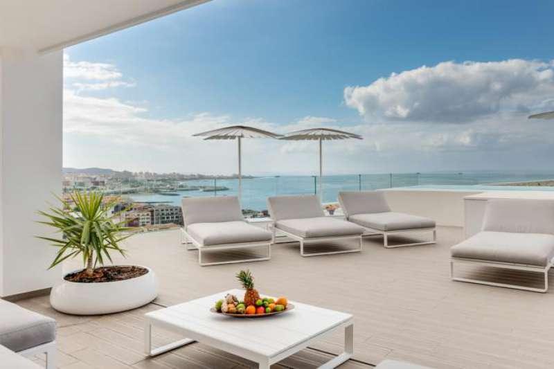 Baobab suites teneriffa kanaren t rkei for Design hotel kanaren