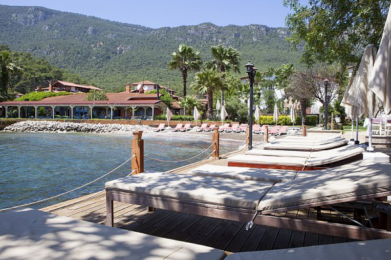Baga boutique hotel akyaka g kova g isches meer t rkei for Boutique hotel am meer