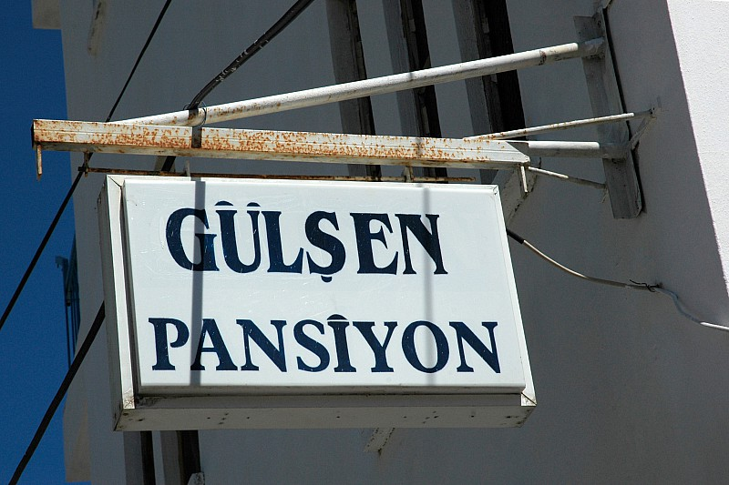 Pension Gülsen Kas